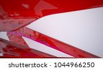 abstract white and colored... | Shutterstock . vector #1044966250
