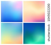 abstract vector multicolored...   Shutterstock .eps vector #1045022200