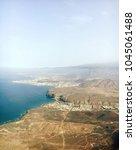 tenerife in islas canarias. | Shutterstock . vector #1045061488