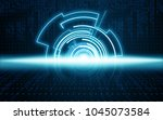 background technology ... | Shutterstock . vector #1045073584