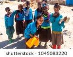 mekelle  ethiopia  11 27 2017 ... | Shutterstock . vector #1045083220