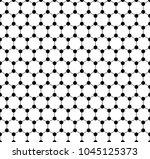 graphene seamless pattern.... | Shutterstock .eps vector #1045125373
