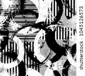seamless background pattern ...   Shutterstock .eps vector #1045126573
