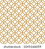 abstract tiles seamless vector... | Shutterstock .eps vector #1045166059