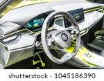 geneva  switzerland  march 06 ... | Shutterstock . vector #1045186390