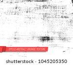 abstract grunge texture... | Shutterstock .eps vector #1045205350