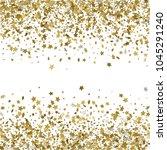 abstract pattern of random... | Shutterstock .eps vector #1045291240