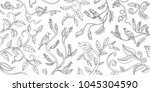 included in this pack is... | Shutterstock .eps vector #1045304590