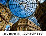 milan  lombardy  italy  ... | Shutterstock . vector #1045304653
