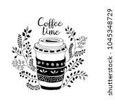 Coffee Time. Cute Coffe ...
