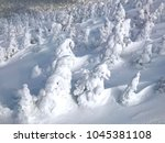 Snow Monster  Falling Snow...