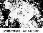 black and white grunge urban... | Shutterstock . vector #1045394884