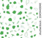 geometric seamless pattern of... | Shutterstock .eps vector #1045443040