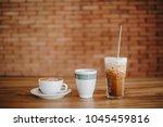 coffee art lover   Shutterstock . vector #1045459816