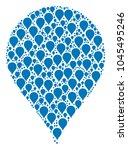 drop illustration designed in...   Shutterstock .eps vector #1045495246