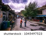 india  26 nov 2017  leh ladakh  ... | Shutterstock . vector #1045497523