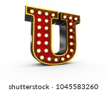 high quality 3d illustration of ... | Shutterstock . vector #1045583260