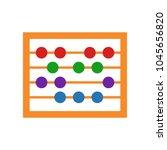 vector abacus icon  school  ...