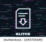 glitch effect. download...