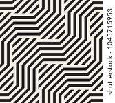 vector seamless pattern. modern ... | Shutterstock .eps vector #1045715953