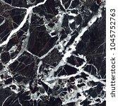 black vein marble background. ... | Shutterstock . vector #1045752763