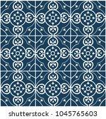patterns vector design | Shutterstock .eps vector #1045765603
