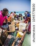 zanzibar  tanzania   january... | Shutterstock . vector #1045778830