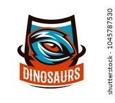 emblem  badge  sticker  logo of ... | Shutterstock .eps vector #1045787530