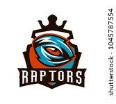 emblem  badge  sticker  logo of ... | Shutterstock .eps vector #1045787554
