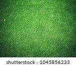 green glass texture  fake lawn  ... | Shutterstock . vector #1045856233