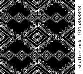 abstract grunge seamless... | Shutterstock . vector #1045868848