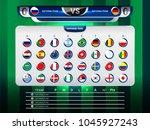 vector illustration graphic of... | Shutterstock .eps vector #1045927243