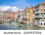 view to canal grande from... | Shutterstock . vector #1045937056