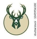 milwaukee bucks logo vector...