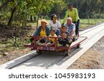 battambang  cambodia  14...   Shutterstock . vector #1045983193
