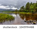 characteristic moorland and... | Shutterstock . vector #1045994488