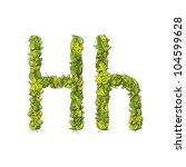 Leafy Storybook Font Depicting...