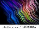 dark multicolor  rainbow vector ... | Shutterstock .eps vector #1046031016