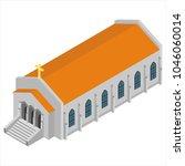 vector illustration isometric... | Shutterstock .eps vector #1046060014