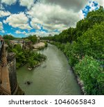 View Tiber River Rome Italy - Fine Art prints