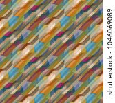 abstract color seamless pattern ... | Shutterstock .eps vector #1046069089