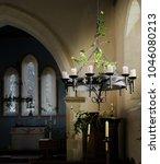 English Village Church With...