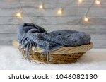 backdrop for newborn photography | Shutterstock . vector #1046082130
