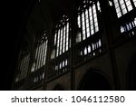 seeing the light  shafts of... | Shutterstock . vector #1046112580