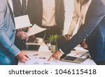 group of business people... | Shutterstock . vector #1046115418