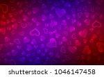 dark blue  red vector... | Shutterstock .eps vector #1046147458