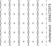 geometric ornamental vector... | Shutterstock .eps vector #1046172073