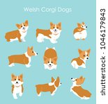 vector illustration of cute and ... | Shutterstock .eps vector #1046179843