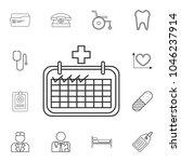 medical forms  medical...   Shutterstock .eps vector #1046237914