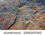 wall  background  texture of... | Shutterstock . vector #1046305360